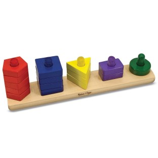 Melissa & Doug® Stack 'N Sort Board