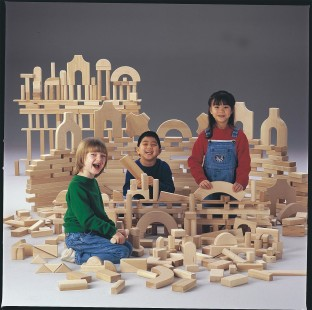 Unit Blocks - 340 Piece Set