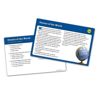 READING COMPREHENSION CARD SET 1