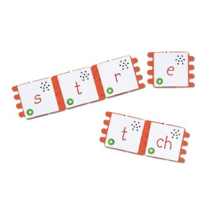 TALK LINKS RECORDABLE SEQUENCING TILES SET OF 6