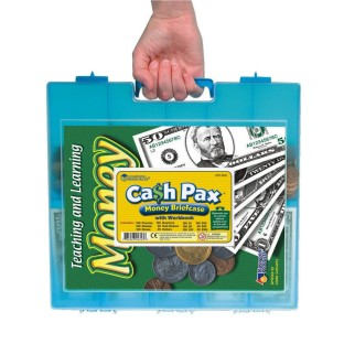 Cash Pax® Money Briefcase