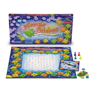Mar de Sílabas™ (Sea of Syllables) Game