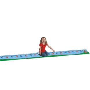 0–30 Number Line Floor Mat
