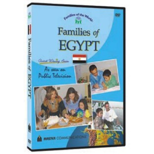 FAMILIES OF THE WORLD DVD EGYPT