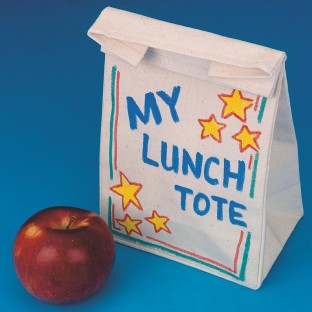 Lunch Bag Craft Kit