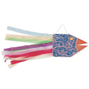 Bird Windsock Craft Kit