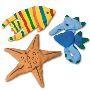 SEA LIFE ANIMALS PK/12