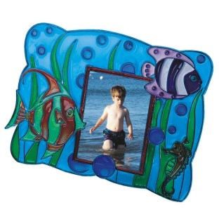 FISH SUNCATCHER FRAME PK/12
