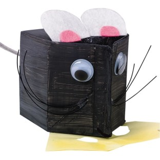 MILK CARTON MOUSE KIT PK/12