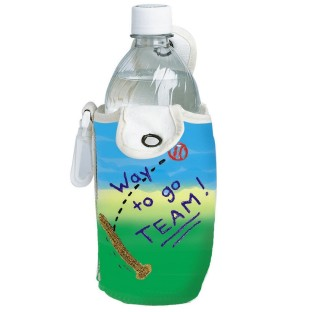 A personalized on-the-go water supply!