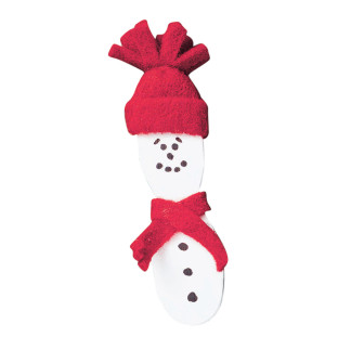 Snowman Pins Craft Kit