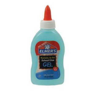 4-oz. Elmer's® Blue School Glue, No Run Gel