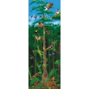 Melissa & Doug® Rainforest Floor Puzzle