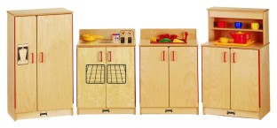 Birch 4-pc. Kitchen Set