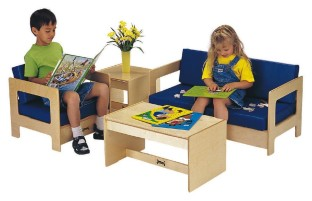 4-PC Children's Living Room Set