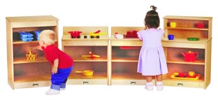 Toddler Kitchen 4-Piece Set