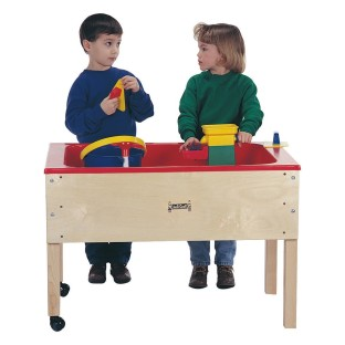 Space Saver Sensory Table, 23