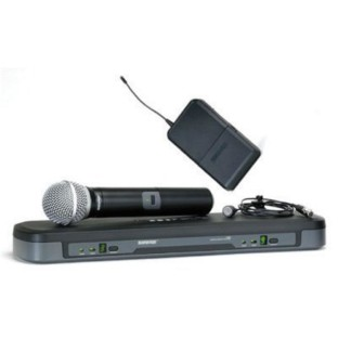 Combo Microphone System