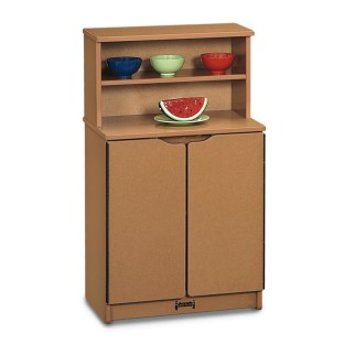 SPROUTZ KITCHEN CUPBOARD RED