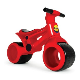 A balance bike like no other!