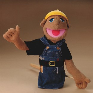 Melissa and Doug® Construction Worker Puppet