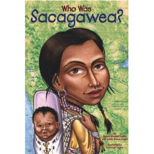 Who Was Sacagawea Book