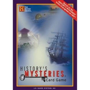 HISTORYS MYSTERIES CARD GAME
