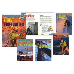 Cool Adventures Careers Books