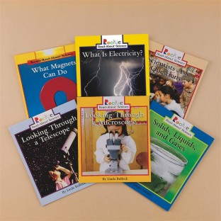 Read About Science Book Set