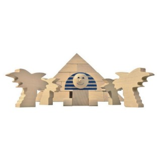 Haba® Pyramid Building Blocks