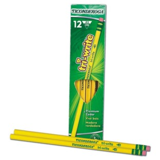 Ticonderoga Tri-Write Pencil