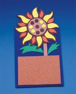 Allen Diagnostic Module Sunflower Memo Board Craft Kit