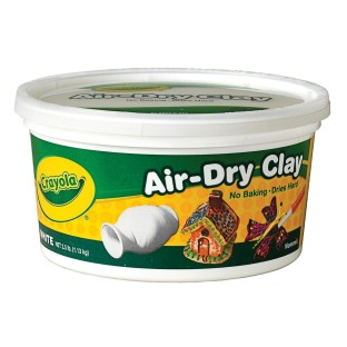 Crayola® Air-Dry Clay, 2.5-lb bucket