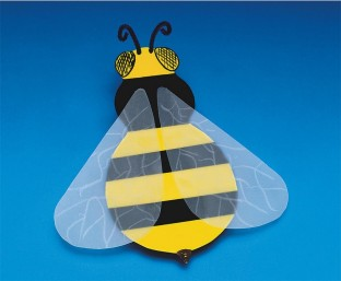 BUMBLE BEE CRAFT KIT PK/12