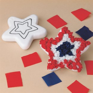 Star Paper Art Craft Kit