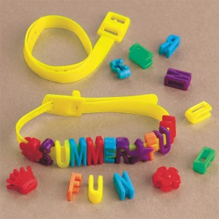 Summer Fun Bracelet Craft Kit
