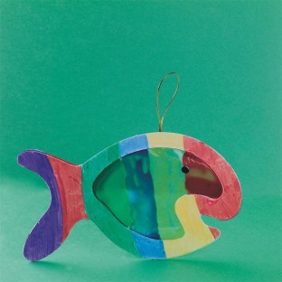 Colorful Fish Craft Kit