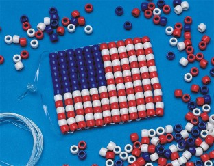 Flag Ornament Craft Kit