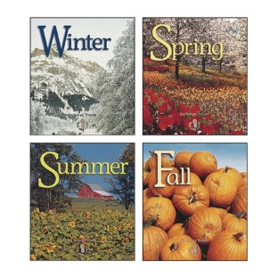 BOOK SET SEASONS SET/4