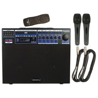 DVD Soundman Basic Karaoke System