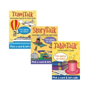 Table Talk® Cards, Set of 3