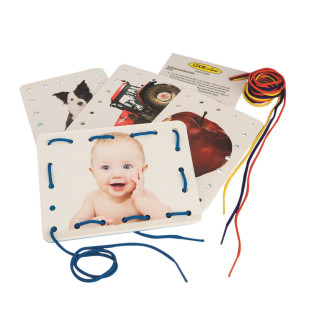 MindStart® Look-and-Lace Cards
