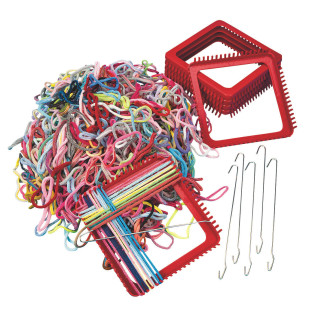 Loops and Looms Pack