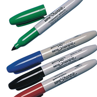 Super Sharpie® 4-Color Set