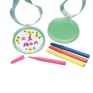 Create-A-Medal Craft Kit