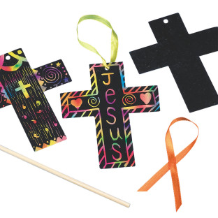 Scratch Cross Craft Kit