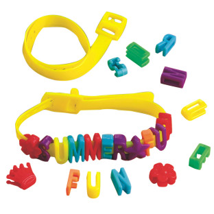 SUMMER FUN SLIDE BRACELET PK/12