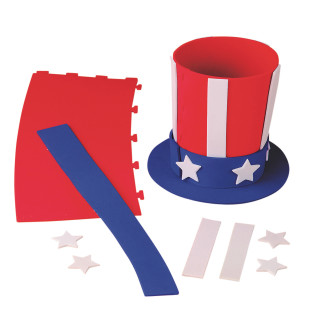 UNCLE SAM PENCIL HOLDER PK/12