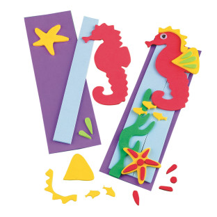 Seahorse Bookmark Craft Kit