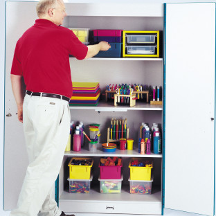 Rainbow Accents® Deluxe Classroom Closet